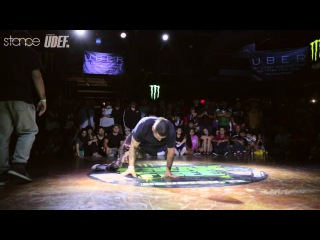 5 Crew Dynasty vs Havikoro // .stance x udeftour.org // Break Free 2015