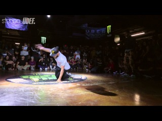 Kareem vs Gravity // .stance x udeftour.org // Break Free 2015