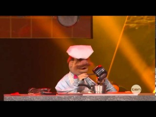 The Swedish Chef makes poutine in Montreal