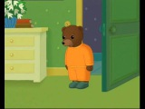 Apprends l'Anglais avec Petit Ours Brun - Little Brown Bear gets up early
