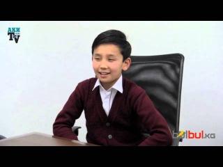 12-летний Айдин, участник Bala Turkvizyon-2015 / AkiTv / 2015