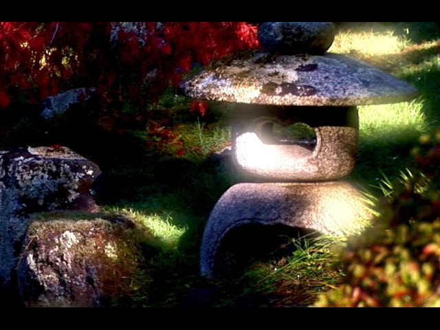Zen Garden - Sacred Spaces Shrines - Nature sounds only (No Music)