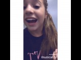 ✅Heres me verifying Maddies musical.ly!