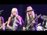 Kick Ass Mindi Abair with Orianthi LIVE @ The She Rocks Music Awards 2015 - musicUcansee.com