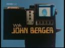 John Berger / Ways of Seeing , Episode 2 (1972)
