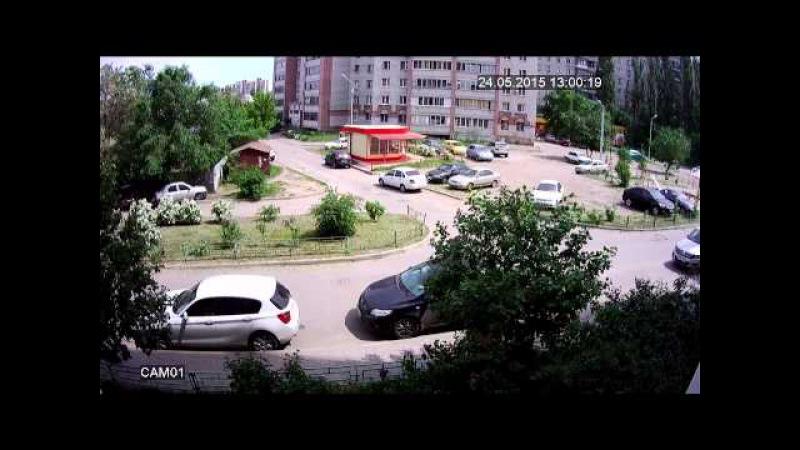 Дневное видео с AHD камер SpezVision на базе модуля 1/2.8 Sony Exmor IMX222