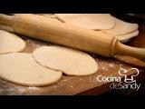 Masa para empanadas Argentinas - Recetas caseras con pollo en recetas argentinas