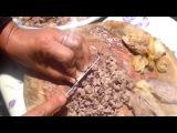 Como hacer Empanada de Carne Cortada a Cuchillo