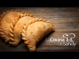 Empanadas Argentinas de pollo - Receta de cocina con pollo y masa para empanadas caseras