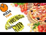 Приготовление пиццы Pizza Time
