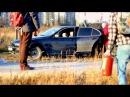 Барецкий СЖИГАЕТ СВОЙ BMW На спор BETONMONEY