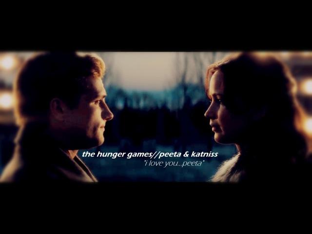 The hunger gamespeeta katniss (