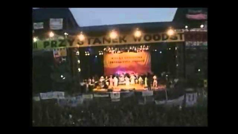 Sri Prahlada Chants to Thousands at Polish Woodstock 1997.mp4