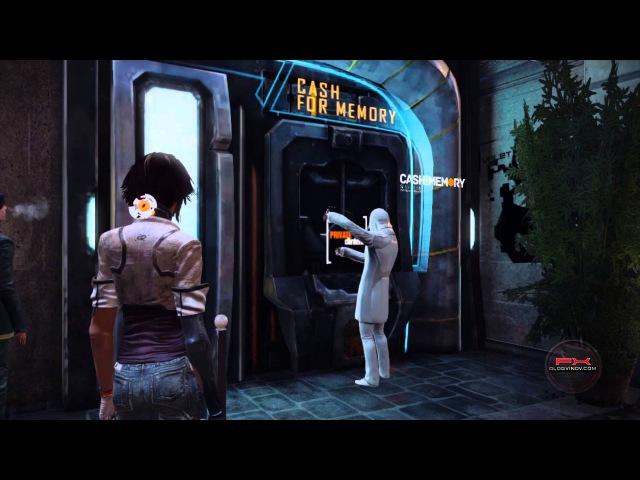 Обзор Remember Me - киберпанк приключение