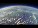 FPV In Space Flown With Dragon Link, Clouds, Mountains, Beach