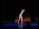 Сольный танец Татьяны Мозговой. Концерт VIDA (ВИДА) 2008 НЕВЕРЛЭНД