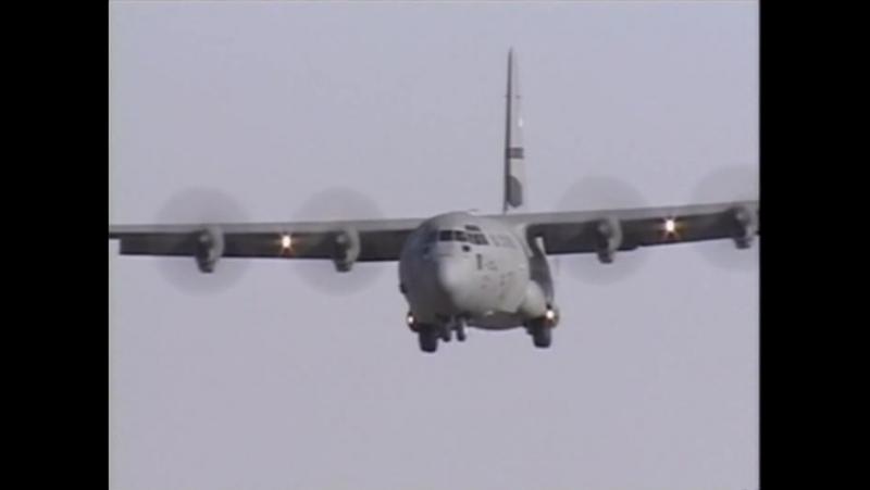 Полет сквозь время / DC Wings - Flying Through Time (2004) | 25. C-130 «Геркулес» / C-130 Hercules