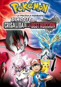 Pokemon 17: Diancie y la crisálida de la destrucción