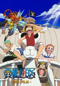 One Piece Película 01 : El tesoro de Wunan