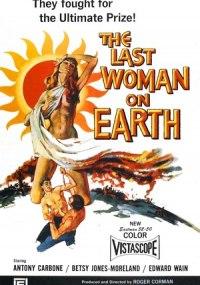 La última mujer sobre la Tierra