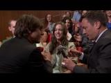 Том Круз на шоу Джимми Фэллона Песня из фильма Лучший стрелок