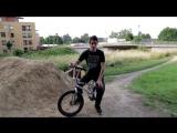 Как правильно падать на BMX - Школа BMX Online #59 [Дима Гордей]