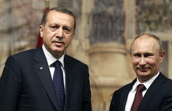 Путин Ердоғаннан кешірім сұрады