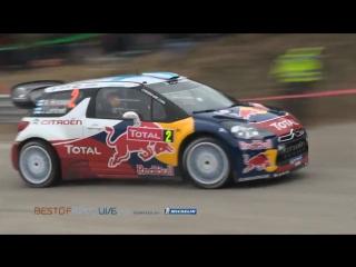 WRC 2012 - 01 Monte Carlo Rally Highlights