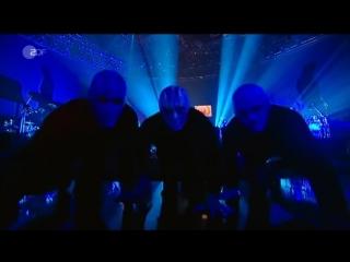 The Blue Man Group Live bei Wetten dass HD
