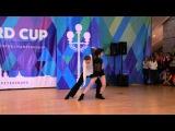 Nord Cup 2016. Абсолют финал 4 место slow Александр Макарчук Елена Лыкова
