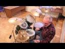 Мастер класс по барабанам Александра Бурова