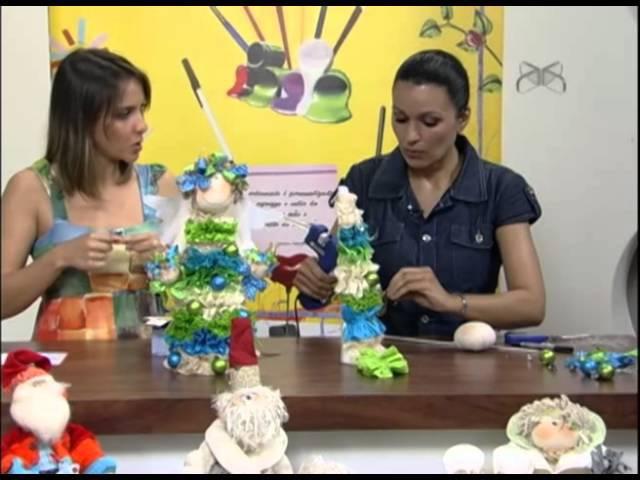Mulher.com - 07/11/2012 - Andrea Malheiros - Anjinho de Porta 02