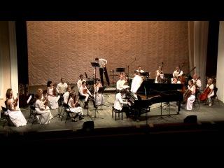 G. Gershwin - Rhapsody in Blue / Дж. Гершвин - Рапсодия в блюзовых тонах