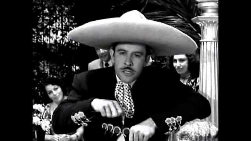Mexico- Dos tipos de cuidado [Pedro Infante y Jorge Negrete]