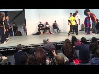 B.Supreme Streetfest 2015 Crew a Battle Finals Soul Mavericks vs Soul Meezy