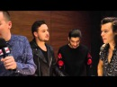 UNCUT Farao meets One Direction - NRJ interview