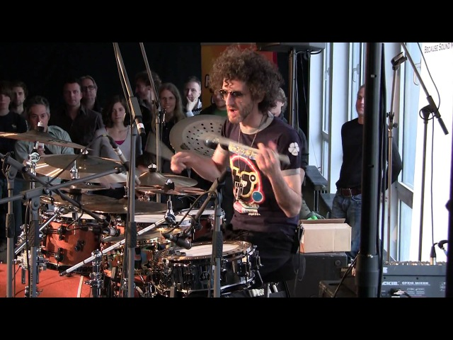 Jojo Mayer - European clinic tour 2011 in HD [1/5]