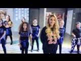 MANDY JIROUX visits Saskia's Dansschool - Justin Bieber - Where are you now - What do you mean