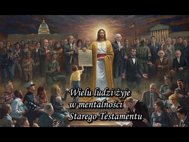 Ks. Piotr Pawlukiewicz - Wielu ludzi żyje w mentalności Starego Testamentu