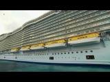 Oasis of the Sea - Самый большой корабль в мире