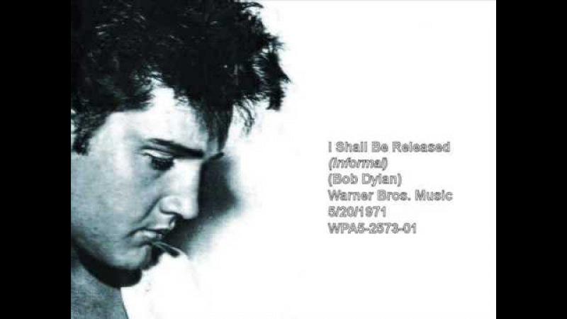 Elvis Presley - I Shall Be Released (Informal Recording) (1971)