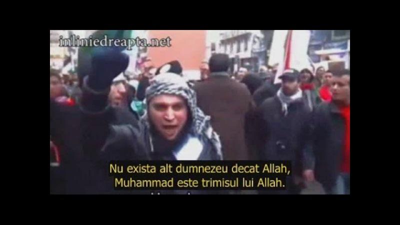 Documentar Israelian despre islamizarea europei. Episodul 2 - Legea lui Allah