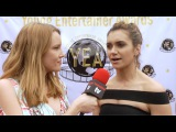 Alyson Stoner Interview 2016 Young Entertainer Awards