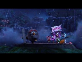 Angry Birds в кино / Angry Birds. Movie (2016) RUS Тизер-трейлер