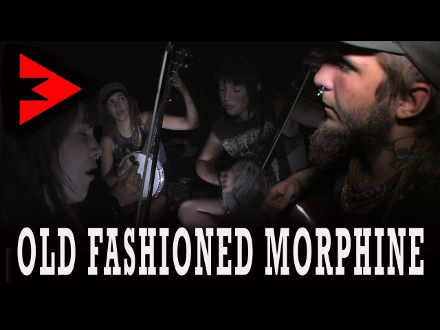 SARAH LISA SONYA TRAIL Old Fashioned Morphine cover