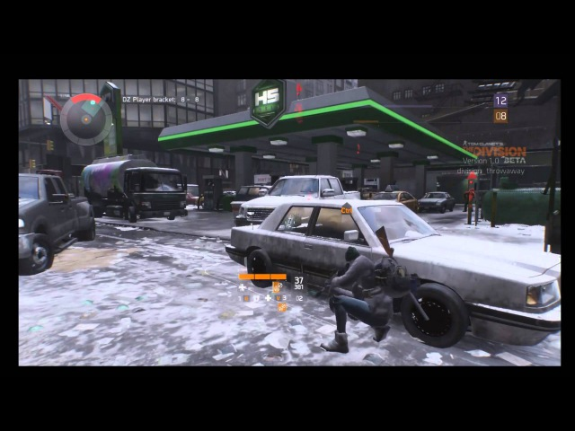 The Division BETA Hacking POC - Clientside Ammo/Infinite Ammo