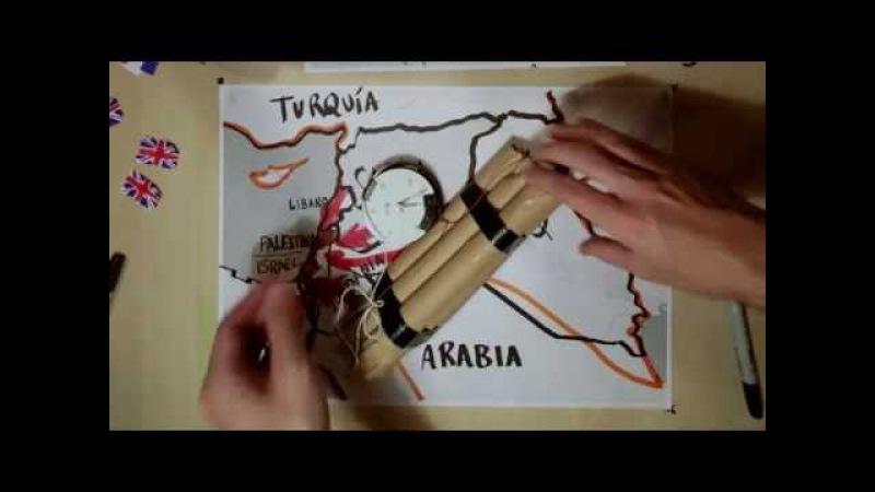 WHYSYRIA : La crisis de Siria bien contada en 10 minutos y 15 mapas