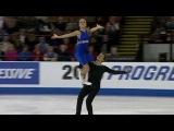 Российские фигуристы успешно выступили на этапе Гран-при `Скейт Америка` в Милуоки - Первый канал