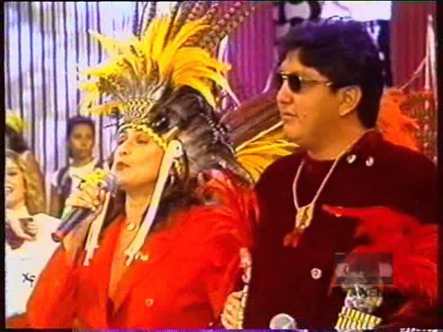Fafá de Belém e David Assayag Vermelho Xuxa Hits 1996