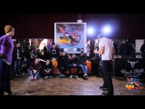 Максон VS D.MSS  I LOVE THIS DANCE FINAL  FUSE the FLOOR Battle